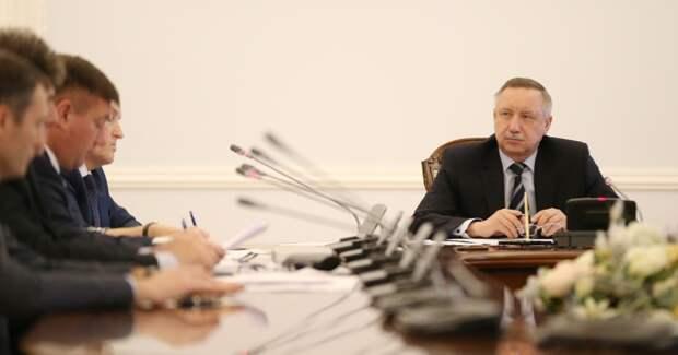 По инициативе Беглова была внесена поправка об увеличении городского бюджета