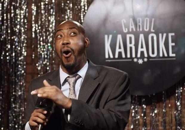 Любителям караоке предложили спеть перед всем Нью-Йорком