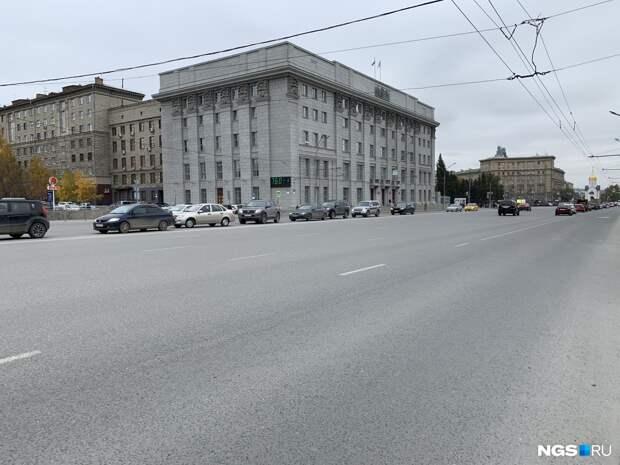 И так сойдет. Смотрим, как починили главную улицу Новосибирска — Красный проспект