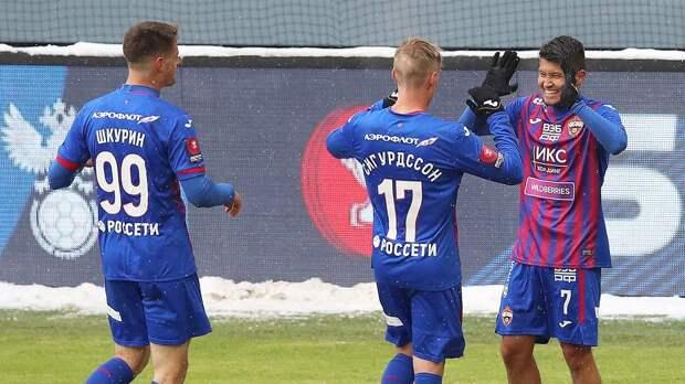 Обновленный ЦСКА вернулся намного увереннее своих конкурентов