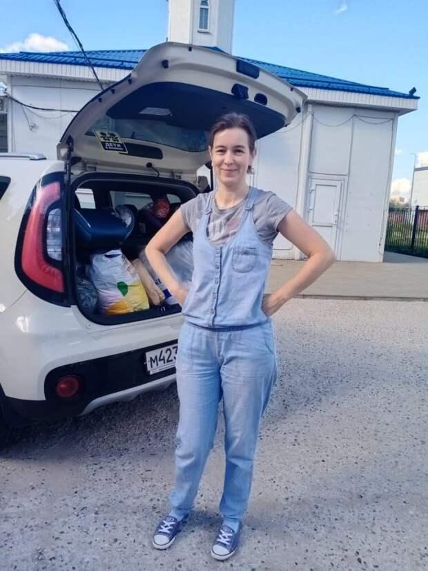 Многодетная семья в Севастополе получит гуманитарную помощь из Куркина