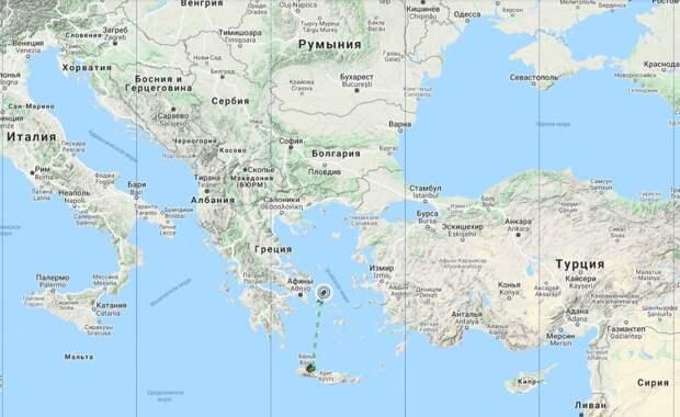 «Присоединятся к британцам»: США не отменили заход двух эсминцев в Чёрное море