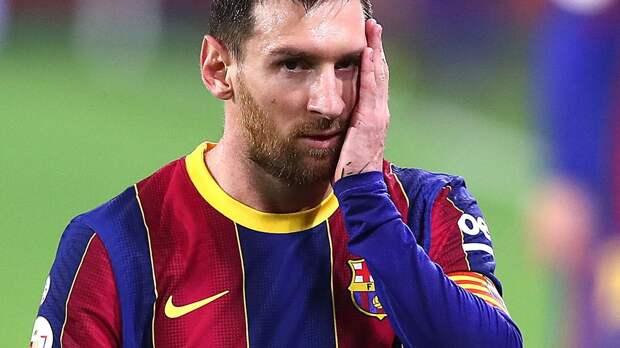 """Месси продлит с «Барсой» контракт с двукратным сокращением зарплаты. А пока - позорное поражение дома """"Гранаде"""""""