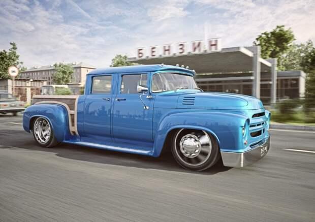 Хот-роды в России: стильное будущее старых машин