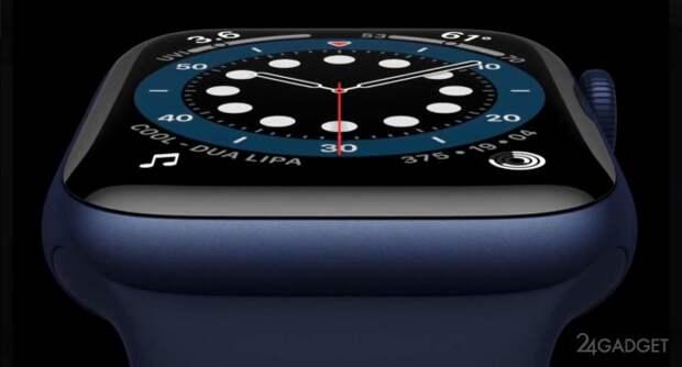 Анонсированы смарт часы Apple Watch Series 6 и «бюджетные» часы Watch SE