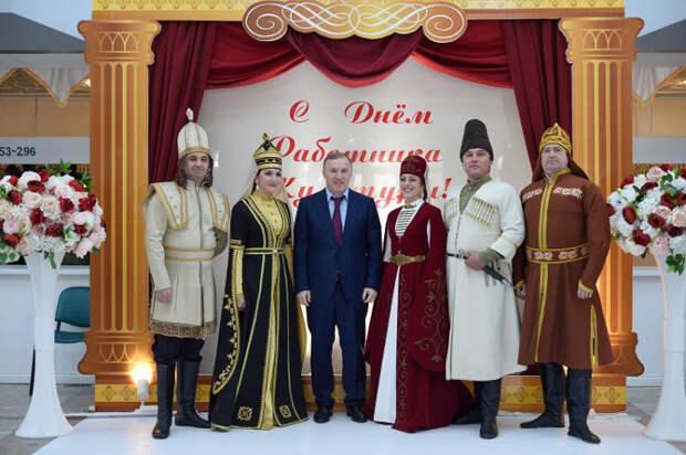 Мурат Кумпилов: Значение культуры огромно и нуждается в особой защите