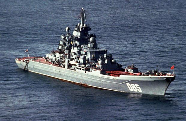 Российский атомный корабль назвали самым мощным в мире