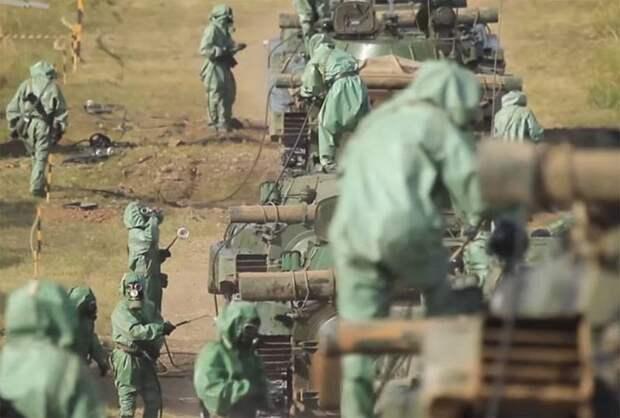 А если коронавирус проникнет в армию: размышления на фоне пандемии