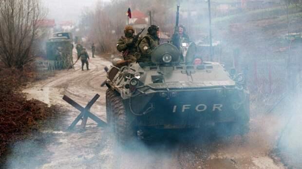 Где и когда Россия выступала миротворцем?