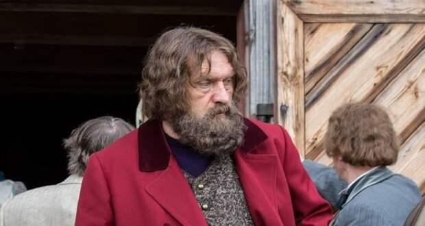 Александр Балуев ответил на критику своей роли в «Угрюм-реке»