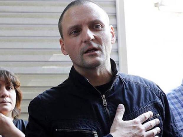Сергей Удальцов: Освободим тюремные камеры для олигархов, продажных чиновников и судей