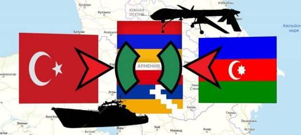 Выбор оружия в противостоянии Армении и Азербайджана: авиация и флот