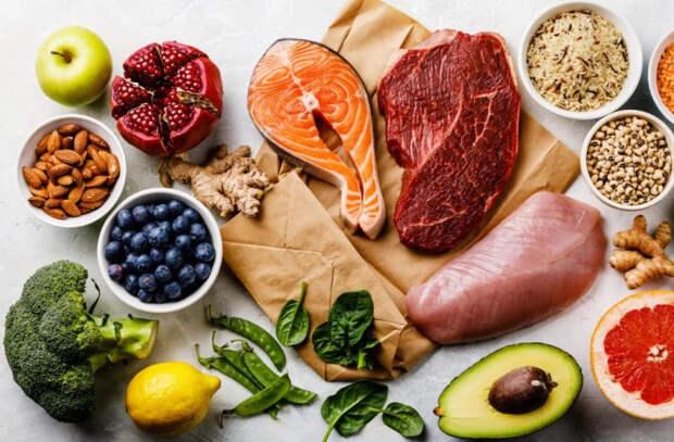 6 продуктов, повышающих уровень железа в организме