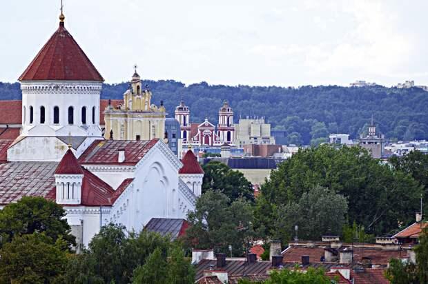 Литва объявила экстремальную ситуацию из-за рекордного наплыва нелегалов из Белоруссии