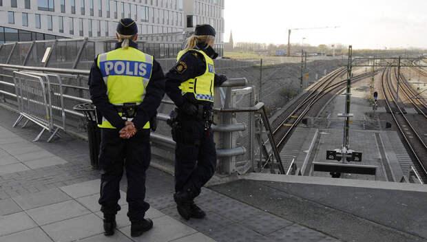 В Швеции упала телевышка. Обвинили диверсантов Путина
