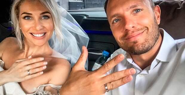 Телеведущий Тимур Соловьев женился в первый раз