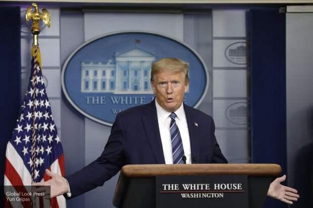 Трамп напомнил о провале Байдена во время эпидемии свиного гриппа