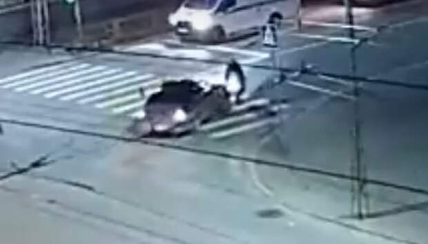 Сбитым на улице Правды пешеходом оказалась 61-летняя женщина