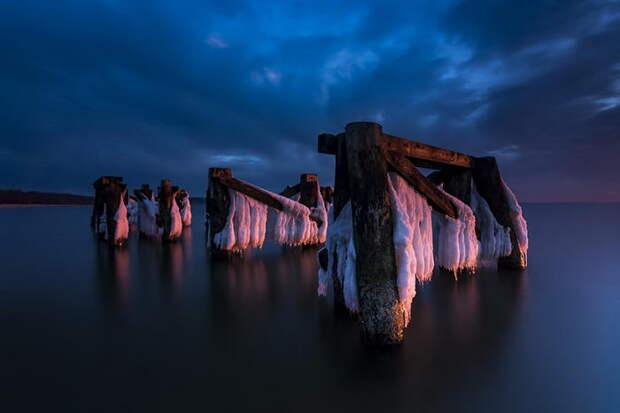 Балтийское море в фотографиях Michal Olech