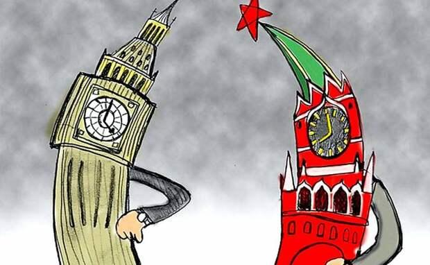 Чем отличаются британцы и русские