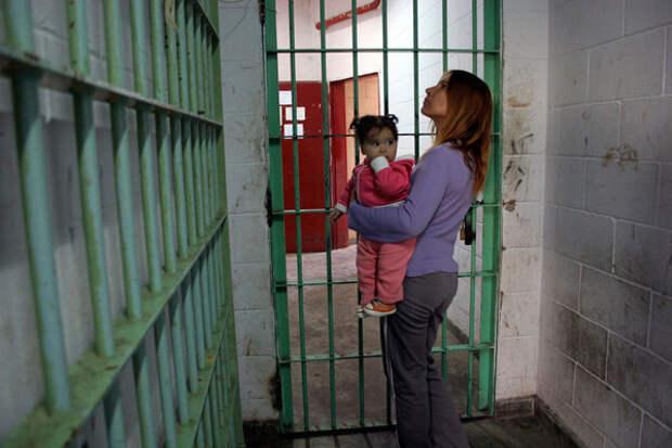 Женщины с ребенком в СИЗО. Нечеловеческие условия, просто мучения