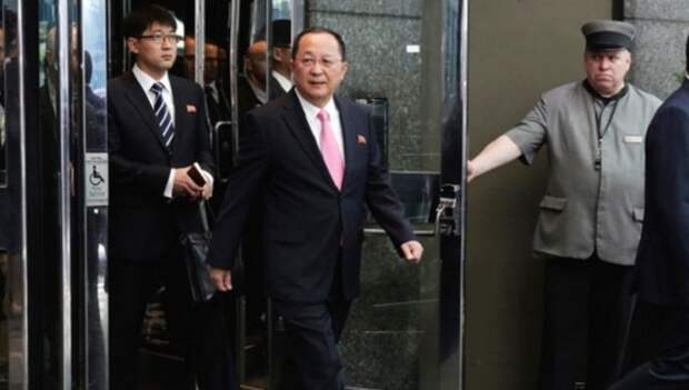 Визит заместителя министра иностранных дел КНДР Чхве Сон Хи для участия в переговорах на уровне международных экспертов в Стокгольме в январе 2019 года не принес никаких результатов / Источник: planeta.press