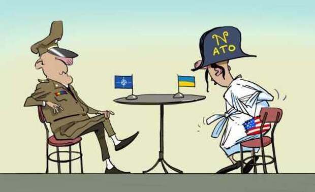 Членство в НАТО как компенсация за преступления нацистов