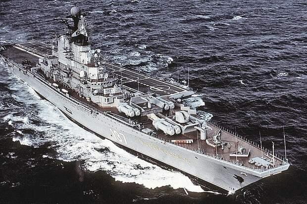 Мог ли советский авианосец «Новороссийск» потерять управление из-за НЛО