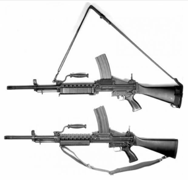 Stoner 63: карабин для выживания и винтовка Bullpup