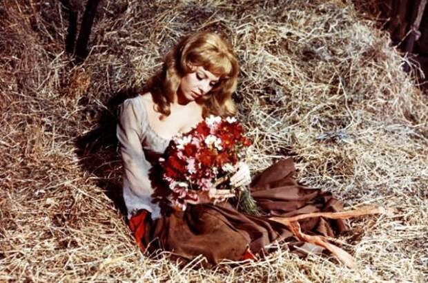Прекрасная Анжелика в исполнении Мишель Мерсье