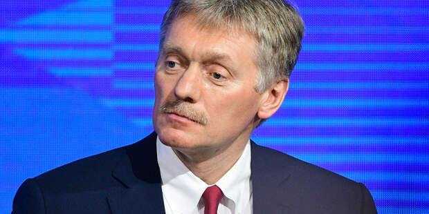 Санкции против «Северного потока — 2» не нравятся Европе и РФ — Песков