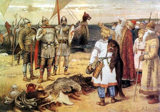 Рюрик: кем был по происхождению первый правитель Руси
