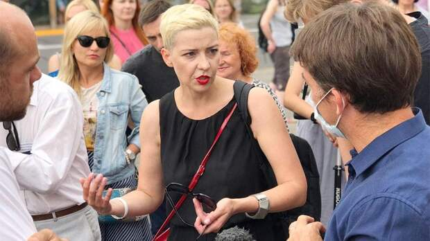 Колесникова заявила о напряженных отношениях Минска и Москвы