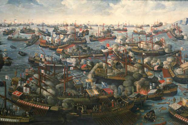 Как морская битва не дала Османской империи завоевать всю Европу