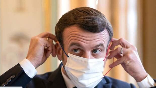Франция обвинила Россию в начале «войны нового типа» из-за вакцин
