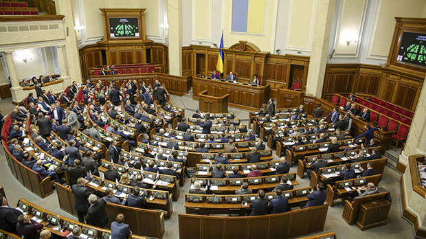 Законопроект об отмене Дня Победы внесли в Верховную раду