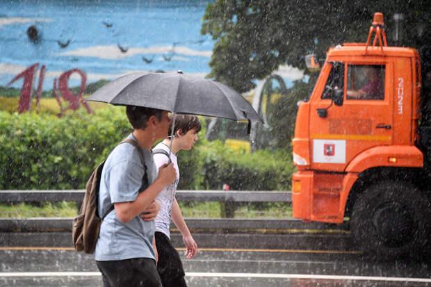Синоптики спрогнозировали окончание аномальной жары