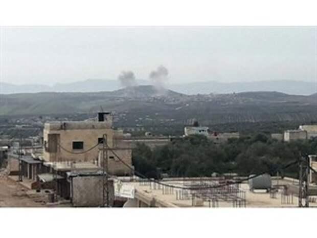 Минобороны сообщило о готовящейся инсценировке химической атаки в Сирии