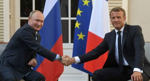 Макрон как де Голль, Ниинистё как Кекконен и Путин как Путин. Ростислав Ищенко