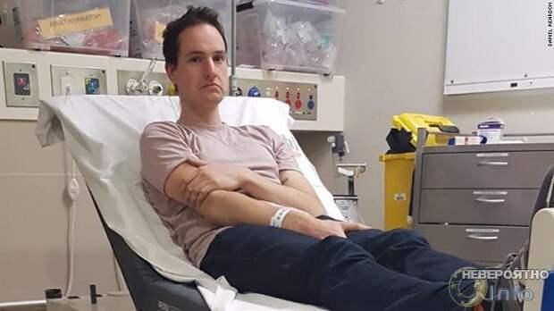 Астрофизик госпитализирован с магнитами в носу