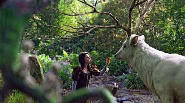 «Белоснежка и охотник»: На зеркало неча пенять...