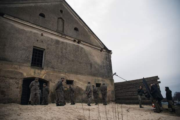 В Минске завершились съёмки «Деда Морозова»