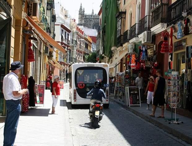 Смешные испанские законы, которые вызывают шок у приезжих