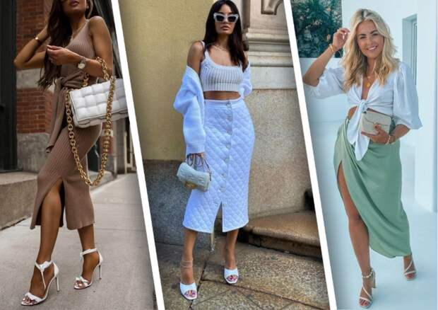 14 роскошных и соблазнительных примеров как носить высокий каблук летом