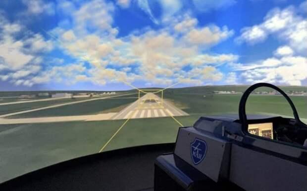 В МАИ создали инновационный дисплей для самолетов