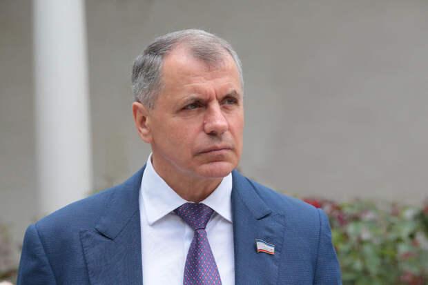 Спикер крымского парламента Константинов отказался от зарплаты