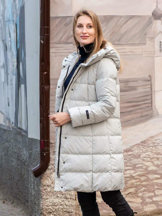 С чем носить пуховик? /Фото: static-sl.insales.ru