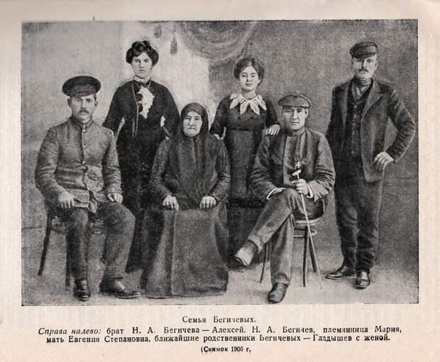 145 лет со дня рождения Никифора Алексеевича Бегичева (1874–1927 ...