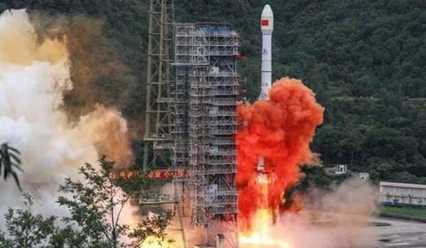 Китай вывел на орбиту Земли последний спутник навигационной системы BeiDou-3