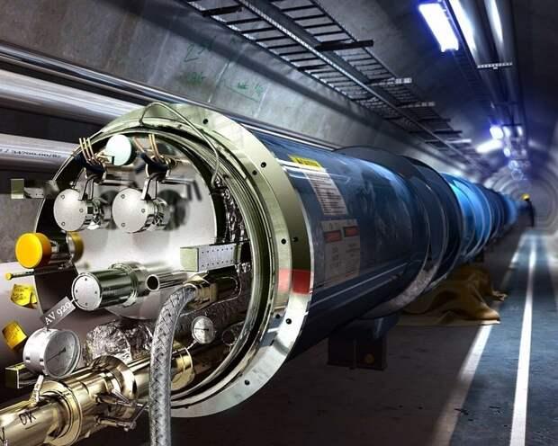 Даже ученые против: чем опасен Большой адронный коллайдер
